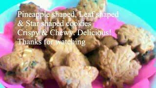 Cookies Recipe 新年饼巧克力核桃曲奇饼做法 Chocolate Chip Walnut Cookies Recipe EASY