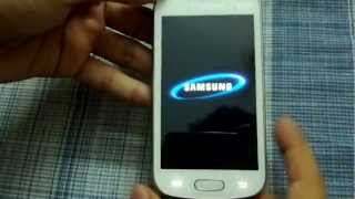 How To Enter Download Mode on Samsung Galaxy S Duos S762