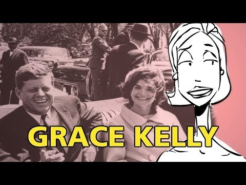 Grace Kelly on JFK | Blank on Blank