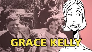 Grace Kelly on JFK | Blank on Blank | PBS Digital Studios