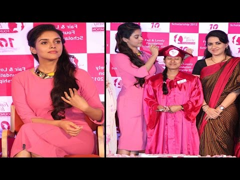 Asin in Pink Short Dress at the anniversary Celebrations of Fair and Lovely! thumbnail