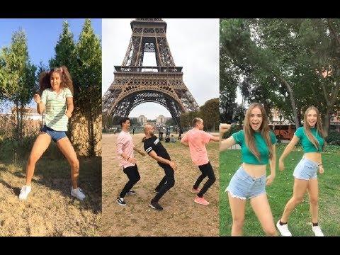Oh Nanana Dance Challenge Musically/TikTok Videos Compilation 2018