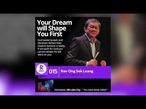 Rhema Radio - 015 : Sermon By Rev Ong Sek Leang (Metro Tabernacle)