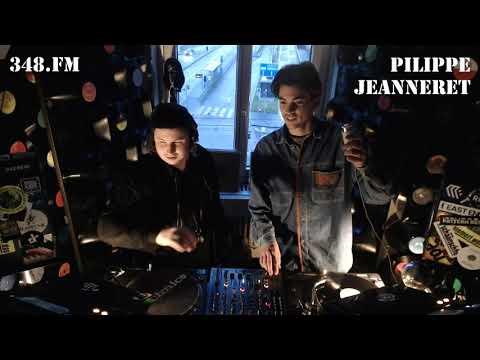 Philippe Jeanneret b2b Divinans - 348.FM
