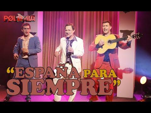 Polònia - 'España para siempre', amb Rajoy, Pedro Sánchez i Rivera (Paròdia 'Amigos