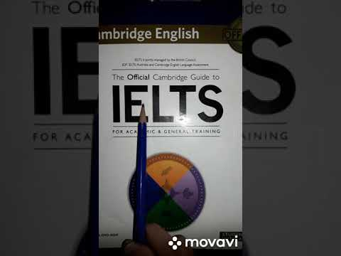 BOOK REVIEW OF- Cambridge Official Guide For Ielts  #ielts