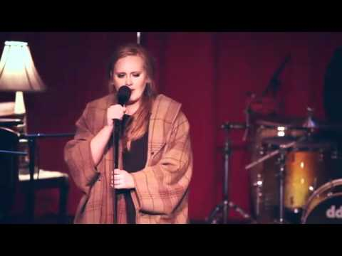 Download Adele   Turning Tables Live at Largo   YouTube2