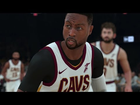 DWYANE WADE THROUGH THE YEARS - COLLEGE HOOPS 2K3 - NBA 2K18