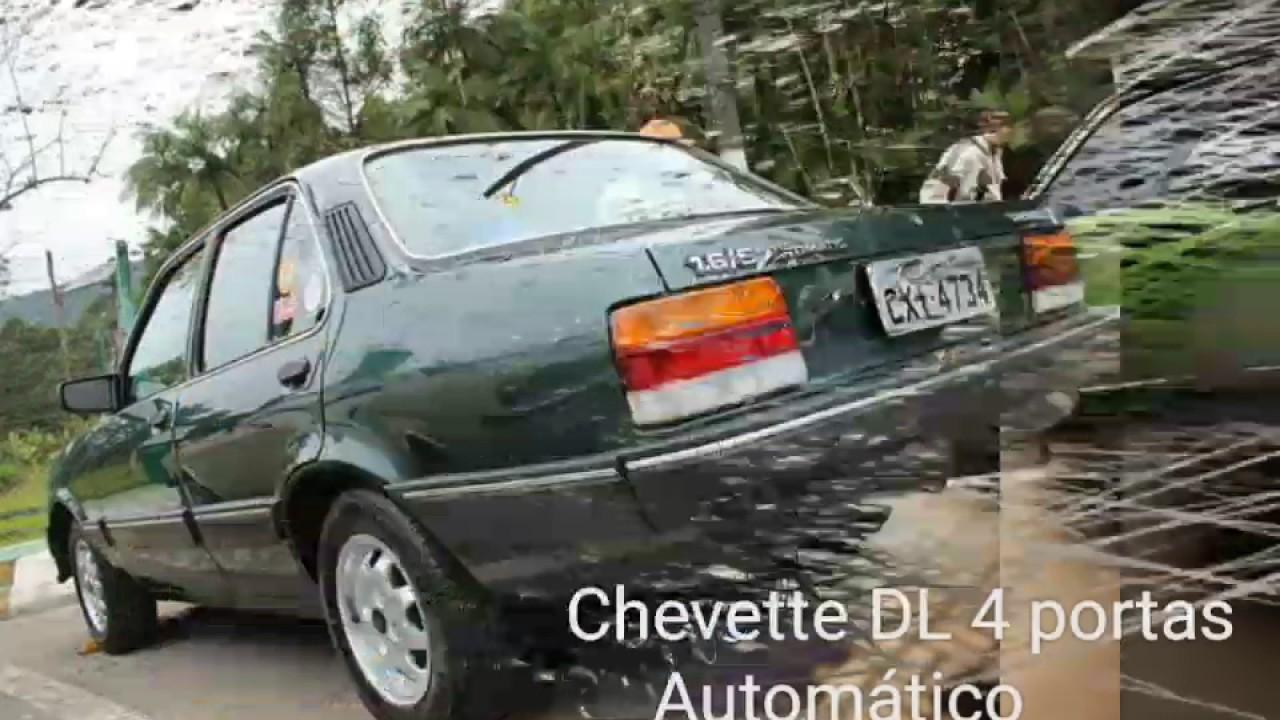 Chevette dl 4 portas autom tico raridade youtube for Chevette 4 portas