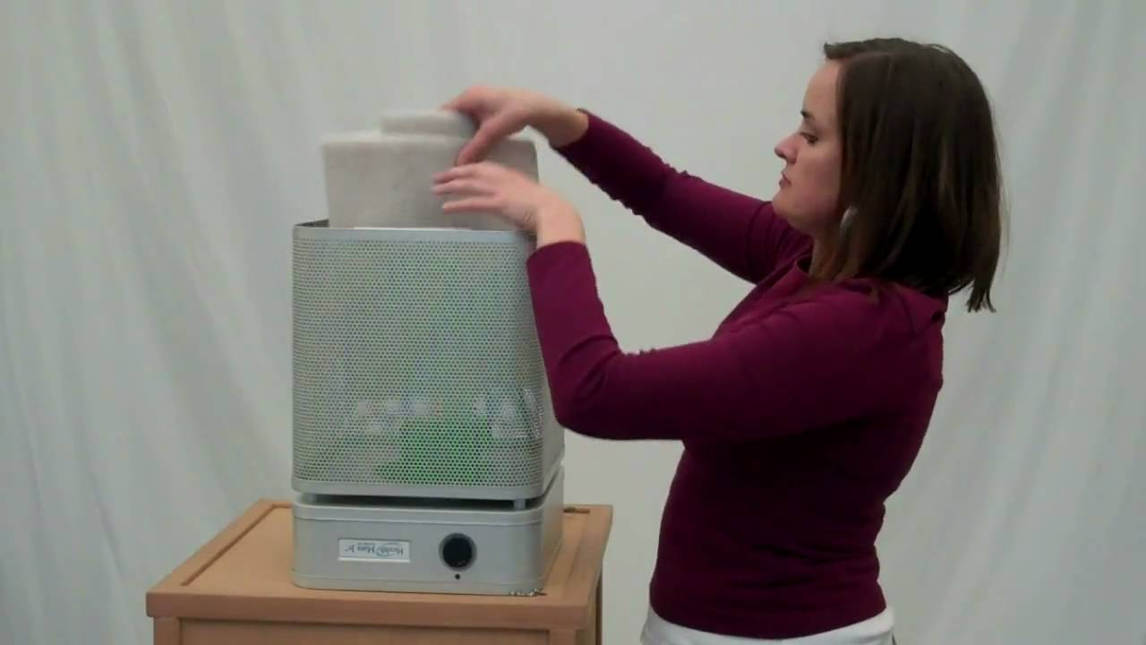 changing an austin air purifier filter by - Austin Air Purifier