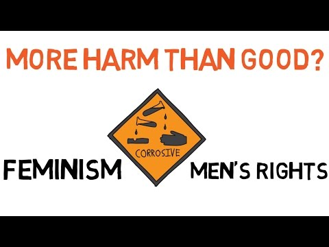 Why Feminism And Men's Rights Groups Do More Harm Than Good