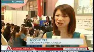 Love Fest 2011 Blind Speed Dating Channel News Asia Ch8 Thumbnail