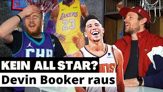 Devin Booker KEIN All Star? | SHOTS FIRED vs C-Bas