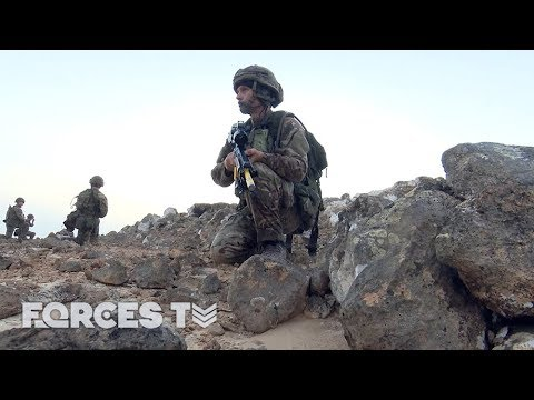Saif Sareea 3: How Royal Marines Carry Out An Amphibious Assault | Forces TV