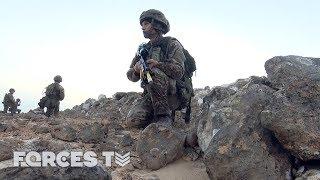 Saif Sareea 3: How Royal Marines Carry Out An Amphibious Assault | Forces TV