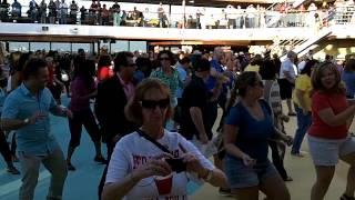 Carnival Breeze Embarkation 11-22-2012