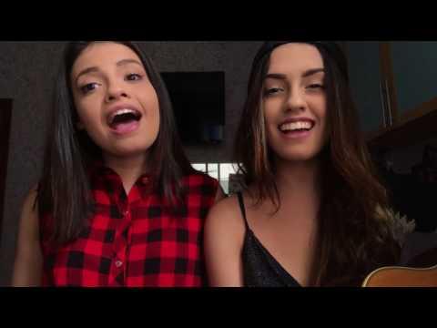 Encaixa - Kevinho feat Léo Santana (Cover Carolina e Vitória Marcilio)