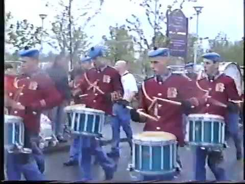 Pride Of The Hill Flute Band Carnmoney Annual Parade 2005