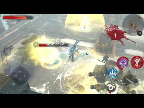 Dungeon Hunter 5 - Water Armor Destroy Light Trap - Mr J