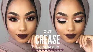 Prom makeup tutorial | Easy cut crease | Sabina Hannan