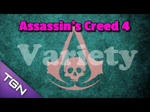 How to get the VARIETY bonus in Assassin's Creed 4 Multiplayer