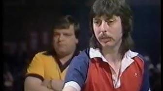 Jocky Wilson vs. Terry Down - Last 16 - 1985 BDO Blackthorn Masters