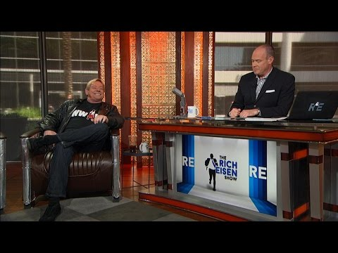 Hall of Fame Wrestler Roddy Piper Talks Hulk Hogan & More in Studio - 7/24/15