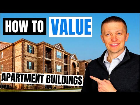 Apartment Building Valuation: How To Calculate The Market Value Of A Commercial Apartment Building