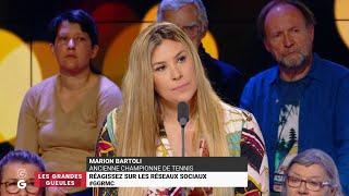 """""""Tu es grosse, tu as du gras au ventre"""" : Marion Bartoli se confie sur sa relation toxique !"""