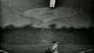 Game 7 1952 World Series Mickey Mantle Home Run