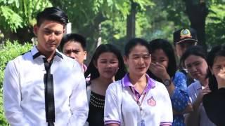 อบรมอัคคีภัยและแผ่นดินไหวโรงพยาบาลตากสิน2 (18 มิถุนายน 2559) กู้ภัยหัวใจแกร่ง (เมโทรทีวี) part3
