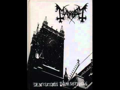 Mayhem – De Mysteriis Dom Sathanas - Instrumental Mix 1992