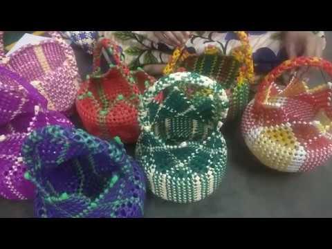 sales Rs.200 - Hanging baskets View - 047 - கூடைகளின் விலைகள் - 047