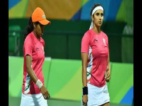Rio 2016 Olympics Tennis, Sania Mirza Rohan Bopanna  Match Postponed Due To Rain