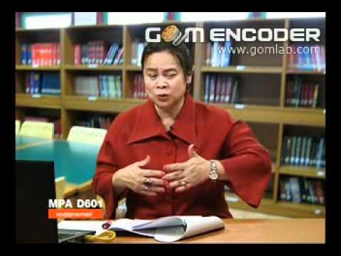 MPA D601 ทฤษฏีรัฐศาสนศาสตร์ หน่วยที่ 4