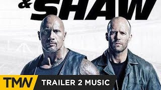 """Hobbs & Shaw - Official Trailer 2 Music - Fight (ft. Panther) (Orchestral Version)"""" by TheUnder"""