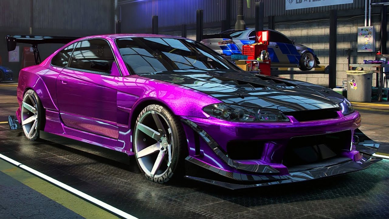 need for speed heat best looking cars