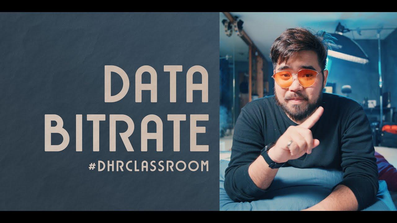 เกรดสีทำให้ไฟล์ดีขึ้นจริงหลอ? มาดูกันดีกว่าว่าอะไรสำตัญ #Codec #Databitrate