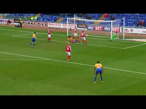Mansfield Town 3-4 Crewe Alexandra: Sky Bet League Two Highlights 2017/18 Season
