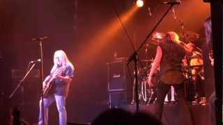 Uriah Heep 2013 - Traveller In Time - Live 20.03.13 Nürnberg Germany HD