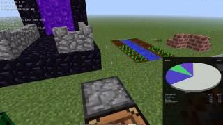 Minecraft : Snapshot 12W34A : Pot, Tableau.. - Scripteble