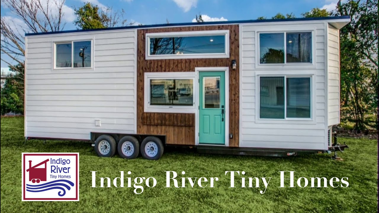 Texas - Indigo River Tiny Homes / Custom Tiny Home Builder