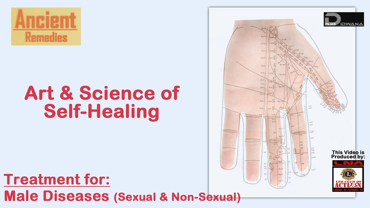 Acupuncture treating sex disorders