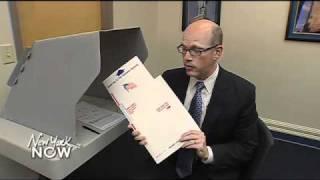NEW YORK NOW Voting Machine Tutorial