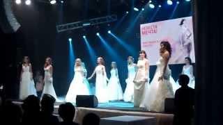 Дизайнерские свадебные платья Эльвины Лещенко(Конкурс