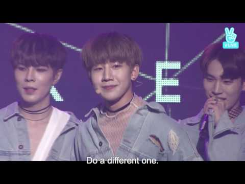 170612 VOOM STAGE - 24K 투포케이 Superfly + B.I.N.G.O + Only You