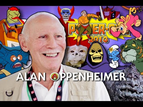 Alan Oppenheimer - Power-Con 2013