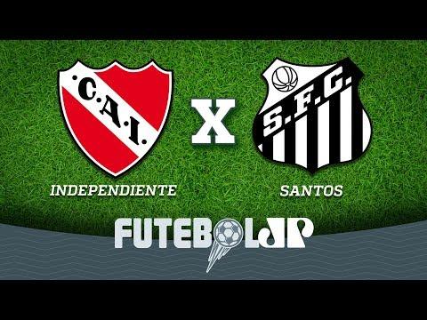 Independiente 0 x 0 Santos - 21/08/18 - Libertadores