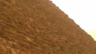 the pyramids giza egypt