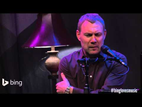David Gray - Interview (Bing Lounge)